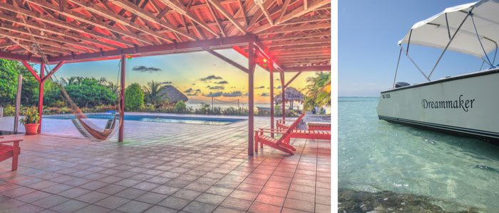 Resort Buyout Exclusive use for your group at SGCR Belize