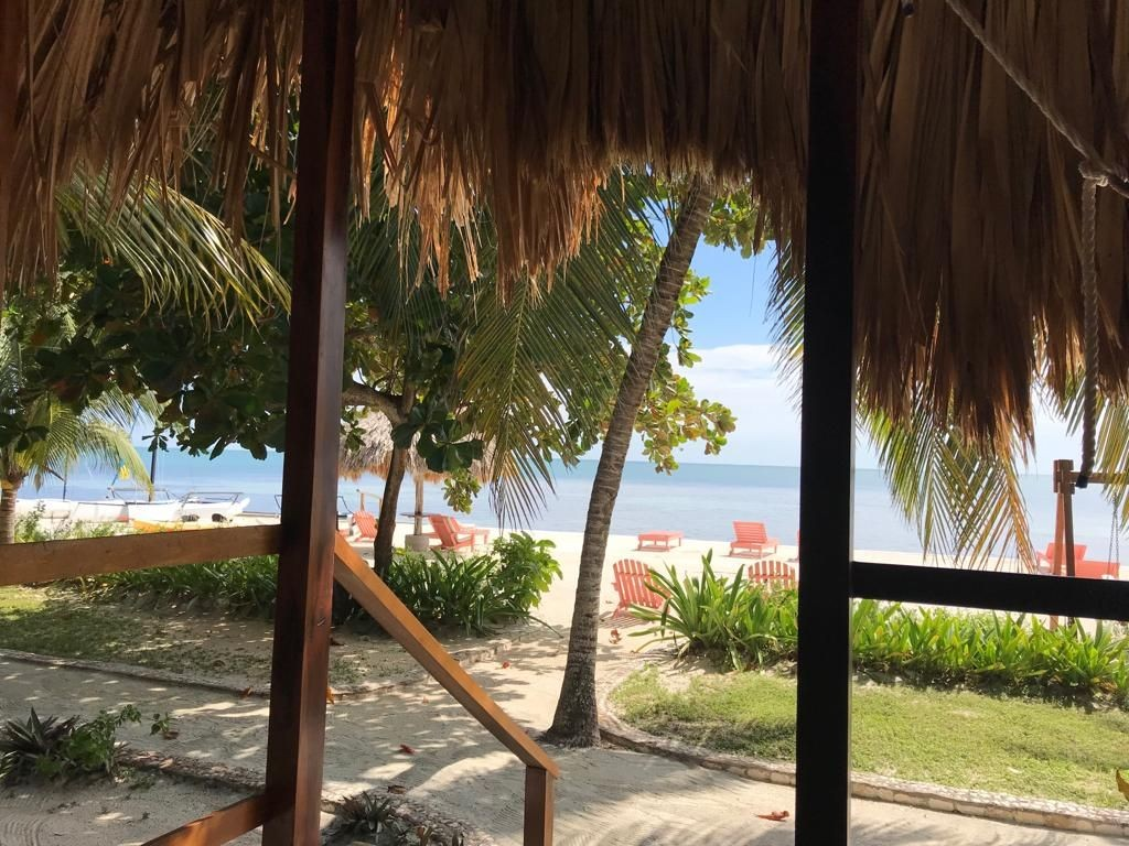 Complete and total relaxation at St. George's Caye Resort Belize