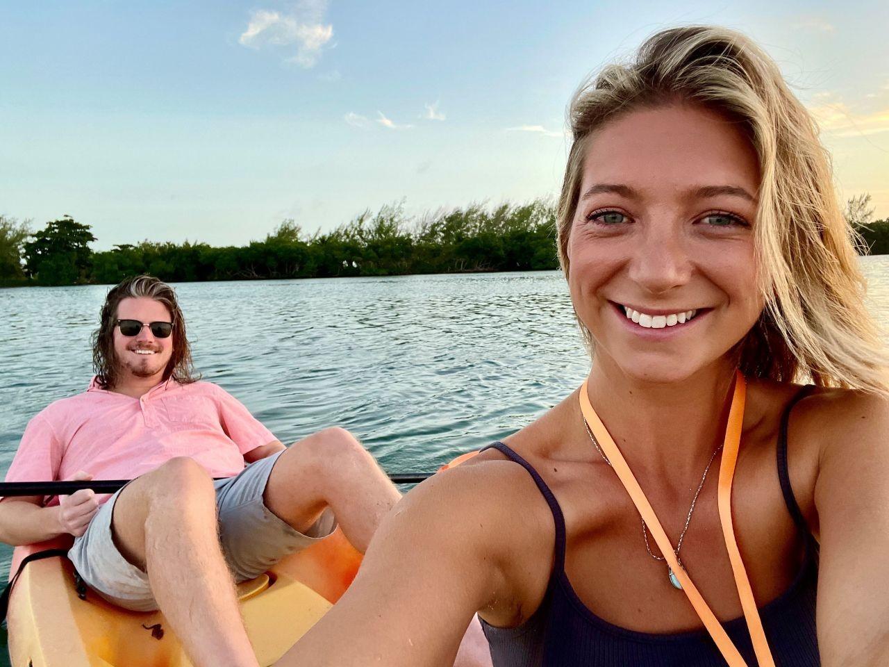 Kayaking-Adventure---St.-Georges-Caye-Resort-Belize